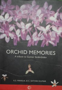 Orchid Memories - A tribute to Gunner Seidenfaden