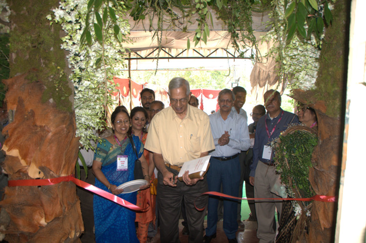 Inauguration by Sri S. Prabhala